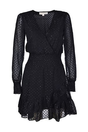 Polka dot jacquard dress MICHAEL KORS | 11 | MH78XEY7YH001