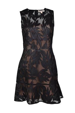Leaf pattern mesh dress MICHAEL DI MICHAEL KORS | 11 | MH78XG583N001