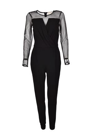 Tulle panelled jumpsuit MICHAEL DI MICHAEL KORS | 19 | MH78XM47AW001