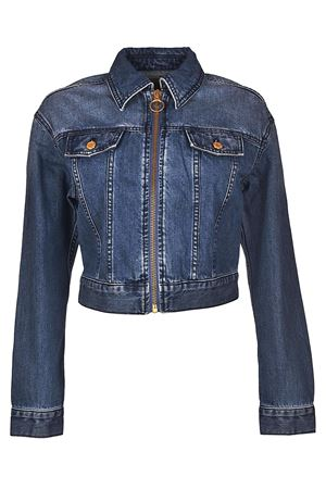 Cropped denim jacket MICHAEL DI MICHAEL KORS | 13 | MS81ER6698443