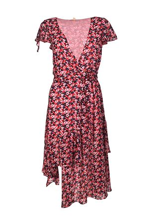 Floral pattern crêpe dress MICHAEL DI MICHAEL KORS | 11 | MS88XST8MB959