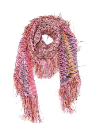 See-through chevron shawl MISSONI | 61 | ST70VID65270001