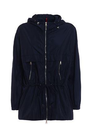 Sanvel blue jacket MONCLER | -276790253 | 461098554155778