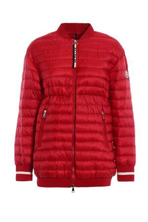 Charoite padded bomber jacket MONCLER | 783955909 | 463369953048455