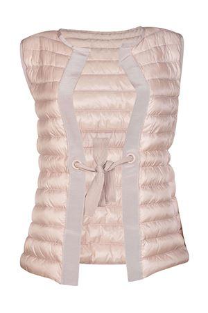 Peridot padded sleeveless jacket MONCLER | 38 | 483099453048529