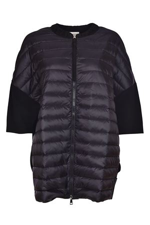 Front padded cardigan MONCLER | 39 | 948290091112999