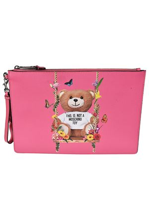 This Is Not A Moschino Toy pouch MOSCHINO | 10000014 | 84458210A1206