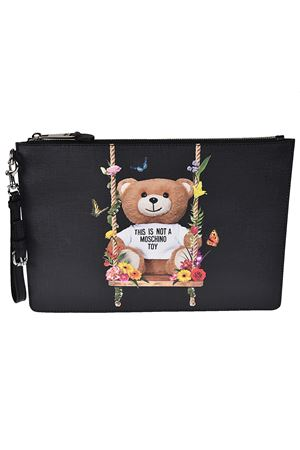 This Is Not A Moschino Toy pouch MOSCHINO | 10000014 | 84458210A2555