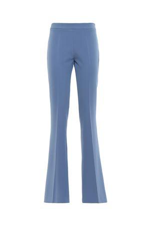 Pantaloni a zampa carta da zucchero PAOLO FIORILLO CAPRI | 20000005 | 01742234CARTADAZUCCHERO