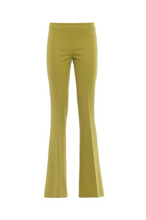 Lime flared trousers PAOLO FIORILLO CAPRI | 20000005 | 01742234LIME