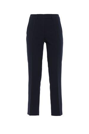 Tapered techno blue trousers PAOLO FIORILLO CAPRI | 20000005 | 1328BI2234BLU