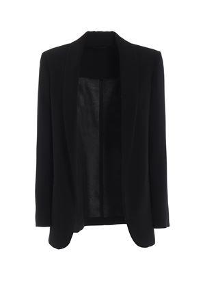 Blazer in crepe cady nero PAOLO FIORILLO CAPRI | 3 | 143712531019