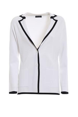 Blazer in maglia di viscosa PAOLO FIORILLO CAPRI | 3 | 590057001