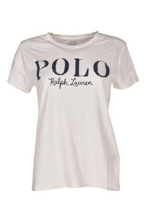 Maglietta Polo in cotone POLO RALPH LAUREN | 8 | 211652837004