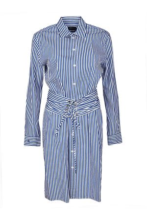 Striped cotton shirt dress POLO RALPH LAUREN | 11 | 211695037001