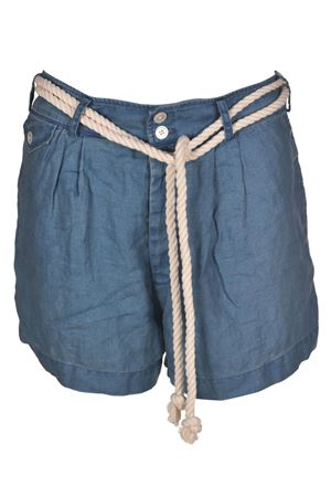 Rope-Belt Linen Short POLO RALPH LAUREN | 30 | 211697007001
