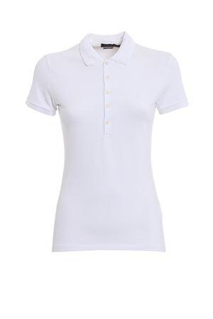 Polo in cotone con colletto tricot POLO RALPH LAUREN | 2 | 211697241002