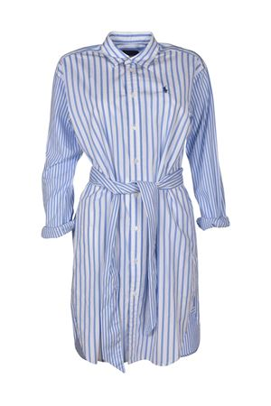 Striped Cotton Shirtdress POLO RALPH LAUREN | 11 | 211699622001