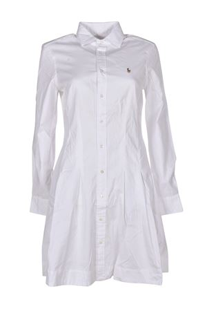 Oxford Cotton Shirtdress POLO RALPH LAUREN | 11 | 211702710001