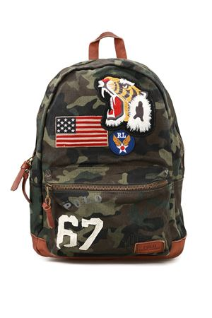 Lionhead Dome backpack POLO RALPH LAUREN | 10000008 | 405688124003