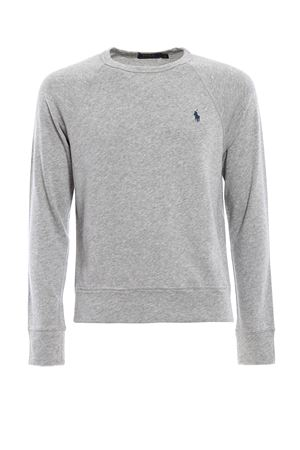 Pure cotton crew neck sweatshirt POLO RALPH LAUREN | -108764232 | 710644952016