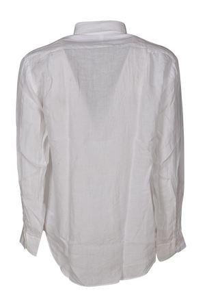 Pure linen classic shirt