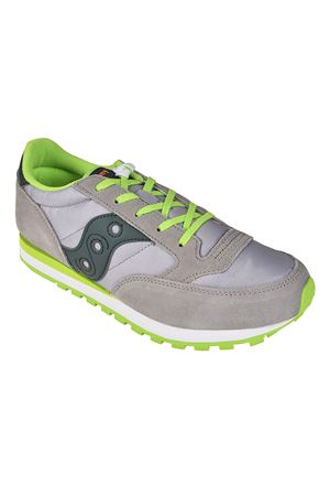 jazz original kids SAUCONY | 5032238 | SY58793GREYDARKGREEN