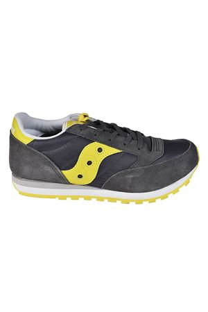 jazz original kids SAUCONY | 5032238 | SY59145GREYYELLOW