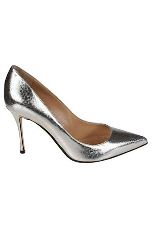 Godiva metallic saffiano pumps SERGIO ROSSI | 5032240 | A43843MVIL088102