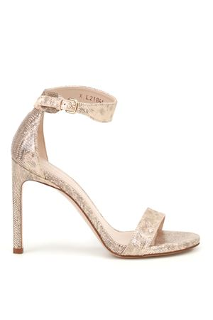 Backuptiz printed leather sandals STUART WEITZMAN | 5032241 | BACKUPTIZORE