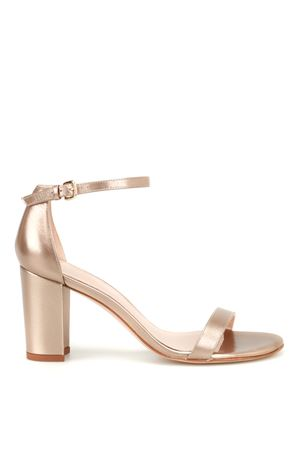 Nearly Nude gold-tone sandals STUART WEITZMAN | 5032241 | NEARLYNUDEBEIGE