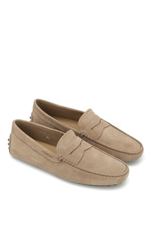 Gommino suede driving loafers TOD