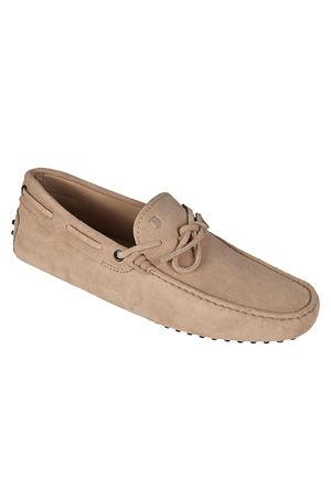 New Laccetto beige driver shoes TOD