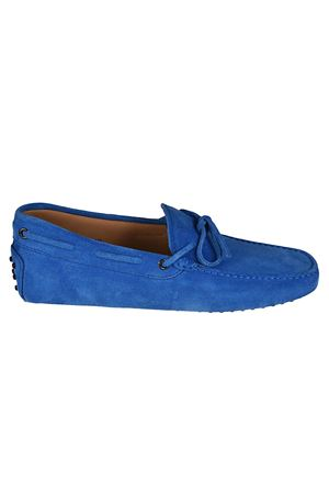 New Laccetto blue driver shoes TOD