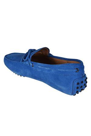 Mocassini New Laccetto blu XXM0GW05470RE0U608 TOD