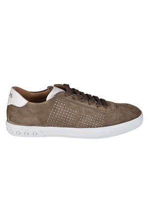Suede low top sneakers TOD
