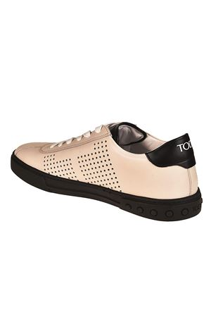 Two-tone leather sneakers TOD