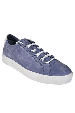 Nubuck lace-up sneakers TOD