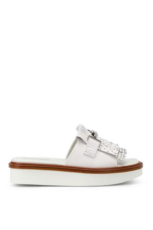 Leather sandals TOD