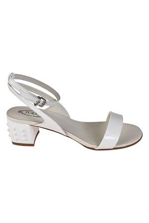 Gommini heel patent sandals TOD