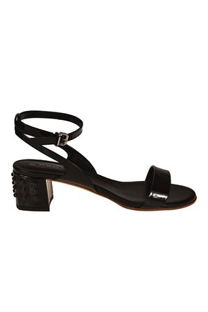 Gommini heel patent sandals TOD