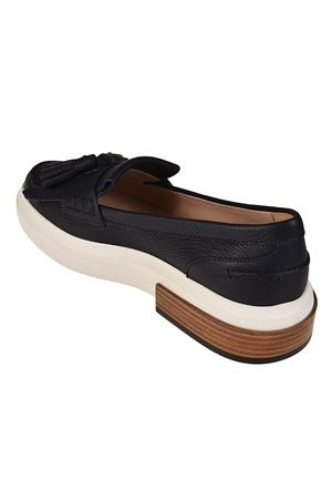 Sporty loafers with tassels TOD