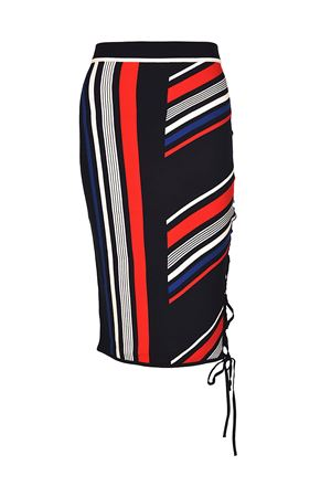 Striped skirt TOMMY HILFIGER x GIGI HADID | 15 | WW0WW21869901