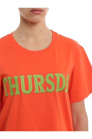 T-shirt rossa Thursday Rainbow Week J07081672127 ALBERTA FERRETTI | 8 | J07081672127
