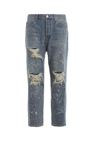 Jeans vintage effetto consumato RH15249D0246AA BALMAIN | 24 | RH15249D0246AA