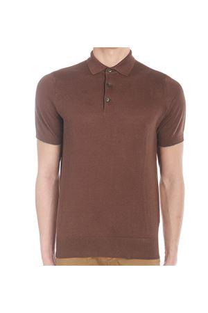 short sleeve polo 3 buttons BRUNELLO CUCINELLI   7   M2L00205CJ186