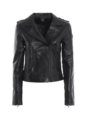 Creation total black nappa moto jacket COLMAR | 3 | 19818SR99
