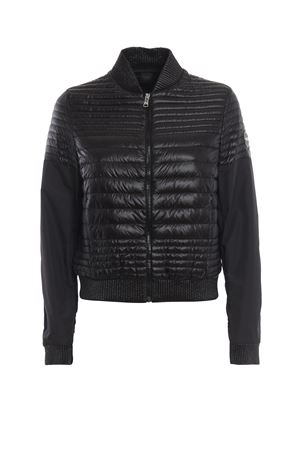 Black quilted puffer jacket COLMAR | 783955909 | 21873SL99