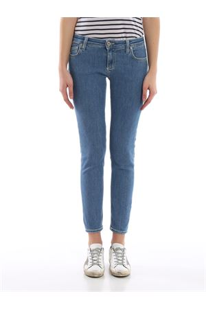 Bakony slim fit cropped jeans