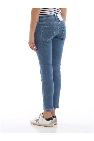 Jeans crop Bakony a lavaggio chiaro DONDUP | 20000005 | DP266DS0231DV24PDD800